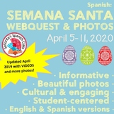 Informative Semana Santa Webquest AND Beautiful Powerpoint