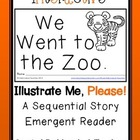 "Emergent Reader ""We Went to the Zoo!"" An Interactive Seque"