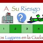 Interactive Spanish Powerpoint Activity with Vocabulary fo