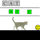 Interactive Spelling Practice - Animals
