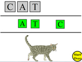 Interactive Spelling Practice - Colors