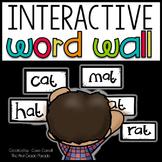 Interactive Word Wall Games & Activities