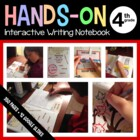 Interactive Writing and Language Notebook Hands-On Fourth