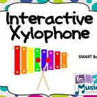 Interactive Xylophone SMART Board Lesson
