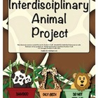 Interdisciplinary/Cross-Curricular Animal Project