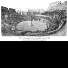 Interior of the Colosseum / Coliseum