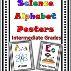 Intermediate Science Alphabet Posters