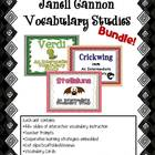 Intermediate Vocabulary Study (Explicit Instruction): Jane