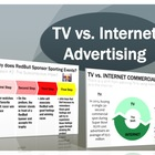 Internet Advertising vs. TV Advertising Lesson