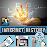 Internet and World Wide Web History and Development Lesson