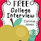 Interview Someone Who Went to College!