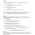 Into The Wild lesson plans, whole Unit