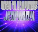 Intro to Computers SMART Board Jeopardy