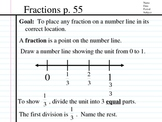 Intro to Fractions, Addition, Mixed Numbers