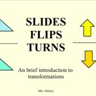 Intro to Transformations