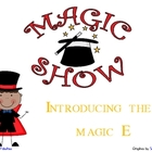 Introducing Magic E