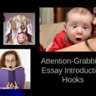 Introduction &quot;Hooks&quot; PowerPoint