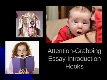"Introduction ""Hooks"" PowerPoint"