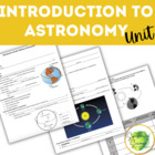 Introduction to Astronomy Unit