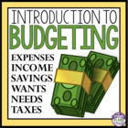 Introduction to Budgeting and Finance