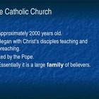 Introduction to Church History PowerPoint - The History an