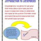 Introduction to Inferences: Lost Notes from Happily Ever After