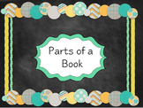 Introduction to Parts of a Book