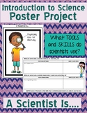 Introduction to Science Project- what tools and skills doe