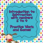 Introduction to Subtraction (up to 9)