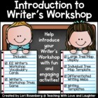 Introduction to Writer's Workshop