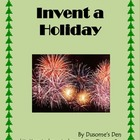 Invent Your Own Holiday