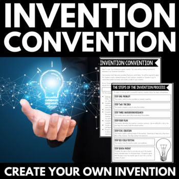 Invention Convention - Learn about Inventions and Create your own