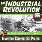 Invention Group Project (commercial &amp; advertisement) The I