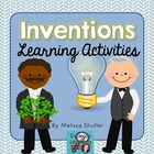 Inventions Learning Activities
