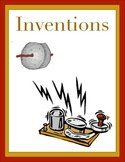 Inventions Thematic Unit