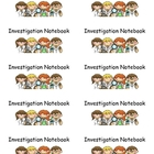Investigation Notebook Labels