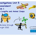 Investigations Math Unit 5, 1st Grade