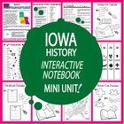 Iowa History Lesson-Core Standards