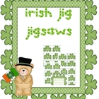 Irish Jig Jigsaws Multiplying 2, 4 and 8 Times Tables