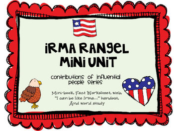 Irma Rangel: Mini Unit