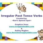 Irregular Past Tense Verbs- Monkey Theme