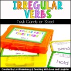 Irregular Past Tense Verbs Scoot