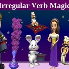 Irregular Past and Past Participle Magic Verbs