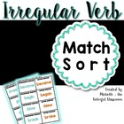 Irregular Verb Match Sort