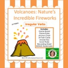 Irregular Verbs- Volcanoes: Nature&#039;s Incredible Fireworks