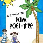 Is It Summer Yet?  Palm Poet-Tree