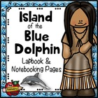 Island of the Blue Dolphins Lapbook and Notebooking Pages 