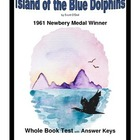 Island of the Blue Dolphins  Whole Book Test
