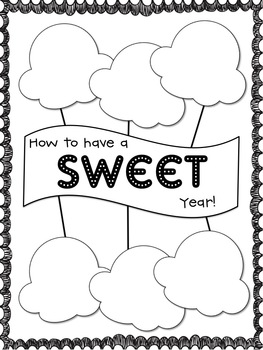 It'll Be A Sweet Year~ Back to school unit & Craftivities