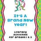 It&#039;s A Brand New Year! {New Years Literacy Packet}